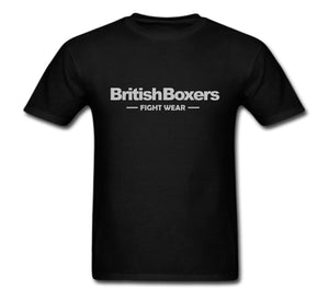BRITISH BOXERS FIGHT WEAR T-SHIRT