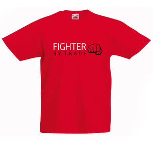 FIGHTER BY TRADE BOXING T-SHIRT
