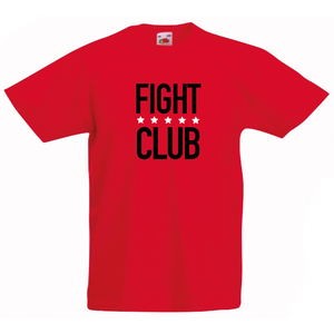 FIGHT CLUB BOXING T-SHIRT
