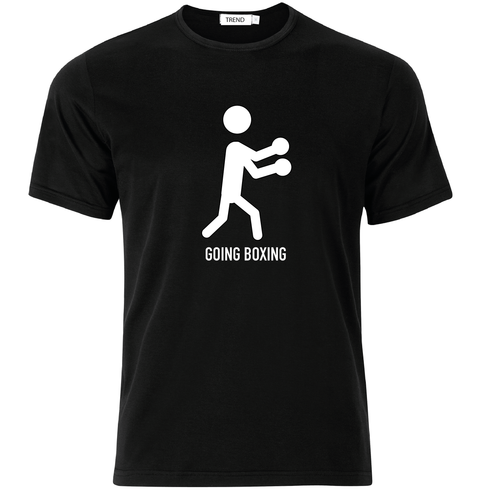 GOING BOXING T-SHIRT