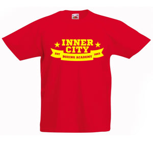 INNER CITY BOXING ACADEMY T-SHIRT