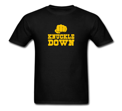 KNUCKLE DOWN T-SHIRT