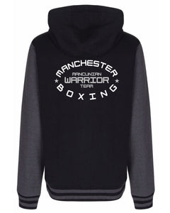 MANCHESTER WARRIOR BOXING TEAM HOODIE