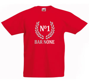 No1 BAR NONE T-SHIRT