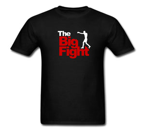 THE BIG FIGHT BOXING T-SHIRT