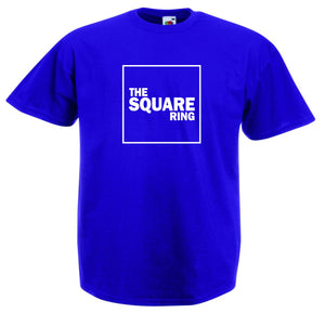 THE SQUARE RING BOXING T-SHIRT