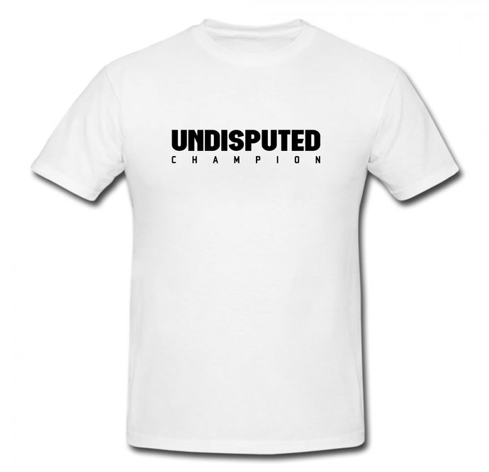 UNDISPUTED CHAMPION T-SHIRT