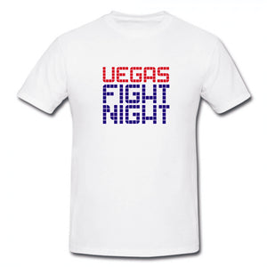 VEGAS FIGHT NIGHT T-SHIRT