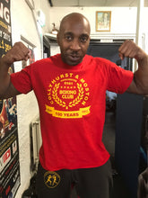 COLLYHURST AND MOSTON BOXING CLUB T-SHIRT