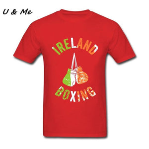 IRELAND BOXING T-SHIRT