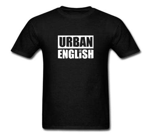 URBAN ENGLISH UK T-SHIRT