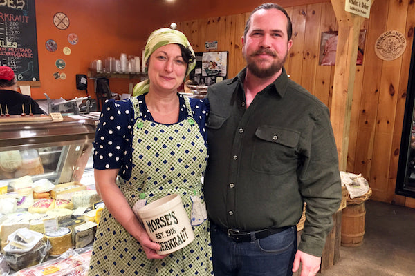 Spotlight On: Morse's Sauerkraut and European Deli
