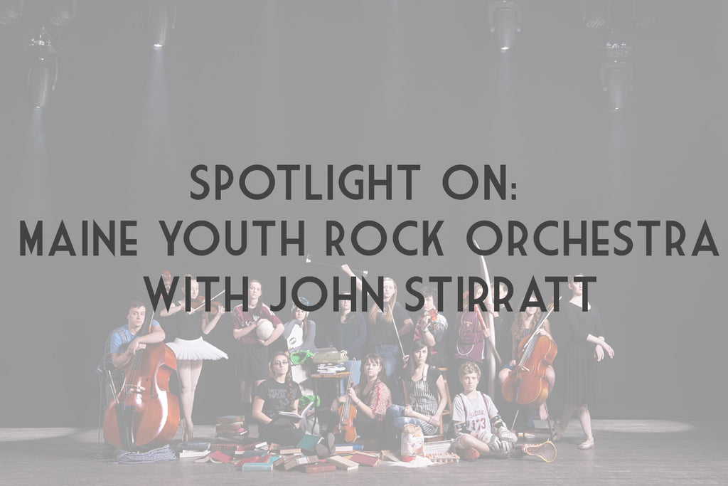 Spotlight On: Maine Youth Rock Orchestra