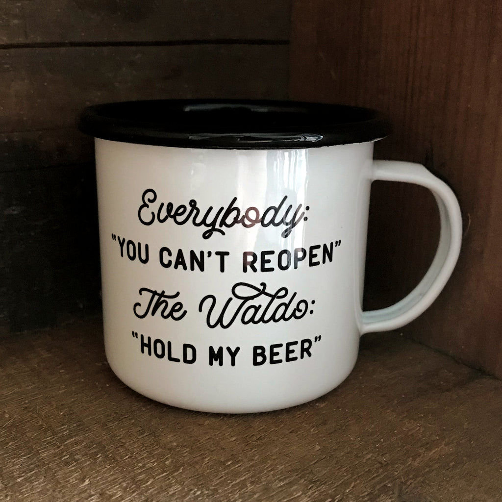 Hold My Beer Mug - TheWaldo