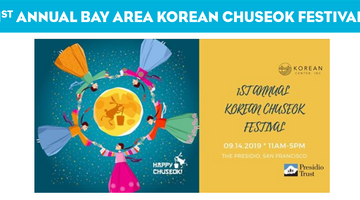 1st Annual Bay Area Korean Chuseok Festival