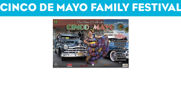 37th Annual Cinco de Mayo Family Festival