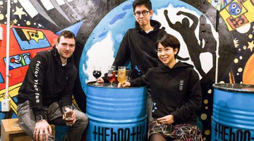 Brewery Showcase | The Booth Brewery