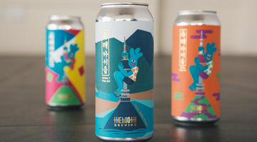 The Booth Brewing Co. Releases EurekaSeoul Idaho 7 Hop Ale