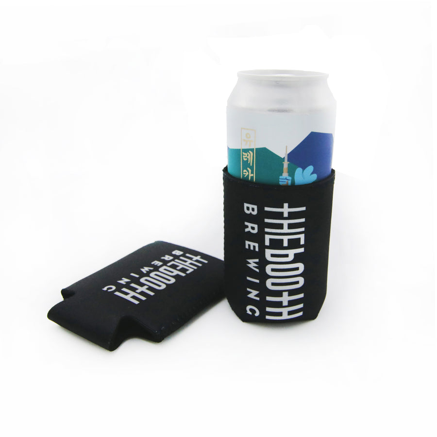 The Booth Koozie