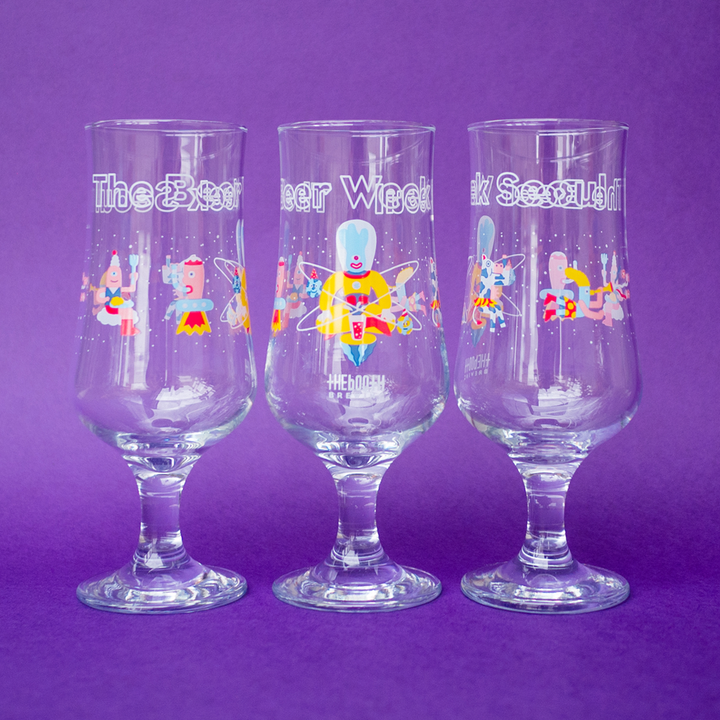 TBWS Tulip Glasses