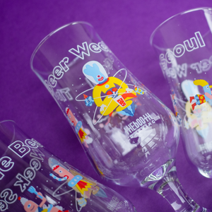TBWS Tulip Glasses (Limited)