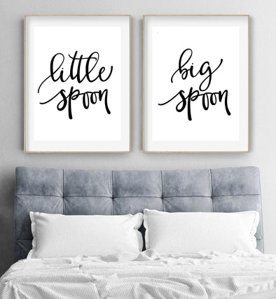 couple bedroom wall art