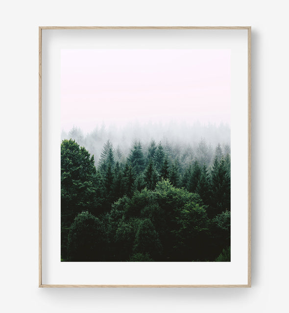 forest printable art