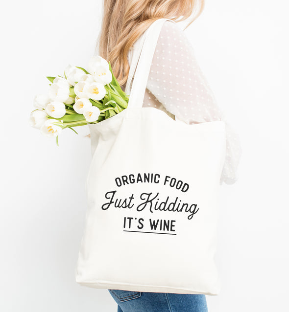 funny grocery tote bag