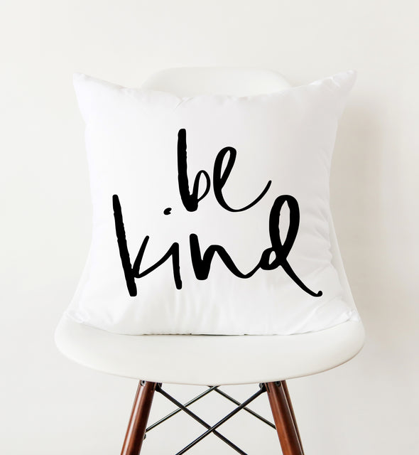 kind pillow cover
