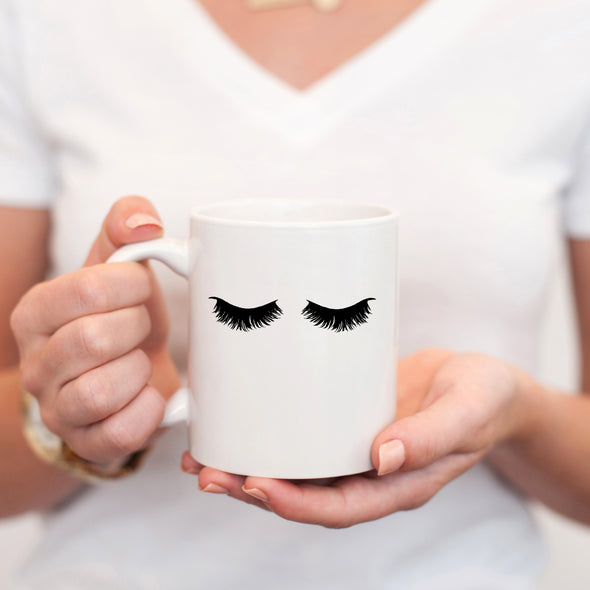 makeup lover coffee mug