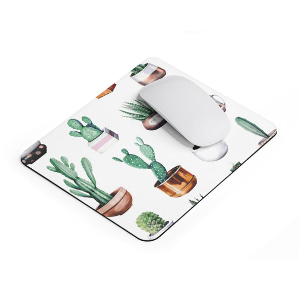 botanical mousepad