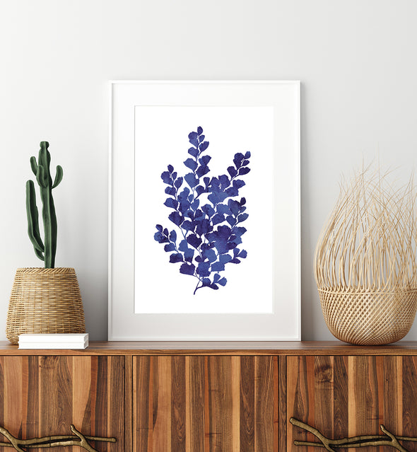 navy wall decor