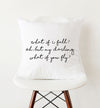 nursery pillow case