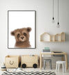bear nursery wall decor
