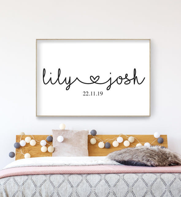 personalized couple gifts