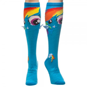 My Little Pony Rainbow Dash Knee High with Wings