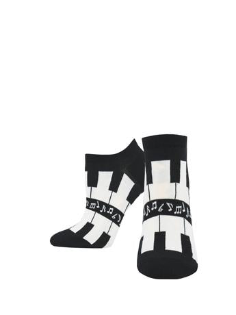 Tickle The Ivories PED Socks