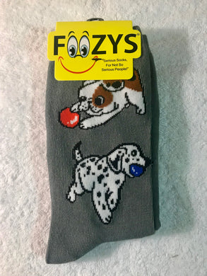 Playful Puppies Socks