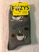 Hot Coffee Socks