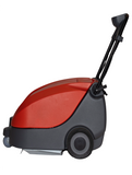 HAAGA US-5 Sweeper | 24 inch Battery Powered Sweeper