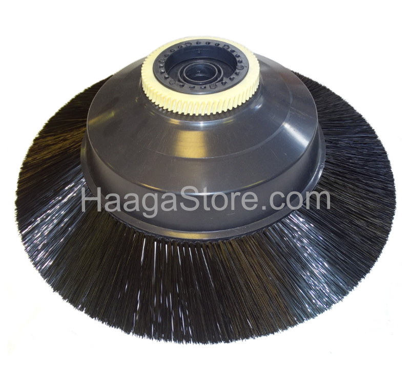 HAAGA 670202 | 677 Sweeper Circular Broom Brush - Right Side