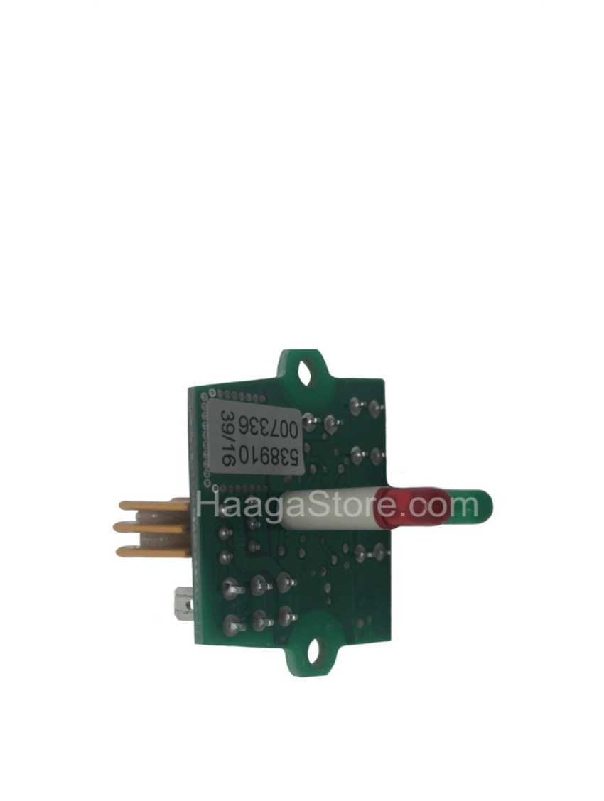 HAAGA 601016 Light Battery Discharge Circuit Board