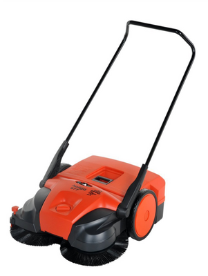 HAAGA 677  Sweeper | 31 inch Battery Powered Sweeper