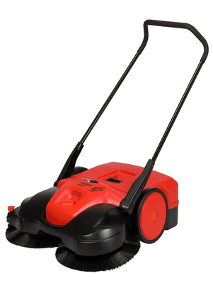 HAAGA 697 Sweeper | 38 inch Battery Powered Sweeper