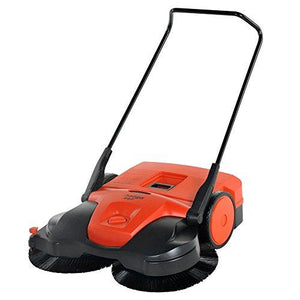 HAAGA 497 Sweeper | 38 inch Manual Push Sweeper