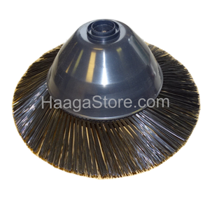 HAAGA 110222 | 255 Sweeper Circular Broom Brush - Right Side