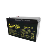 HAAGA 677 Sweeper 12V battery