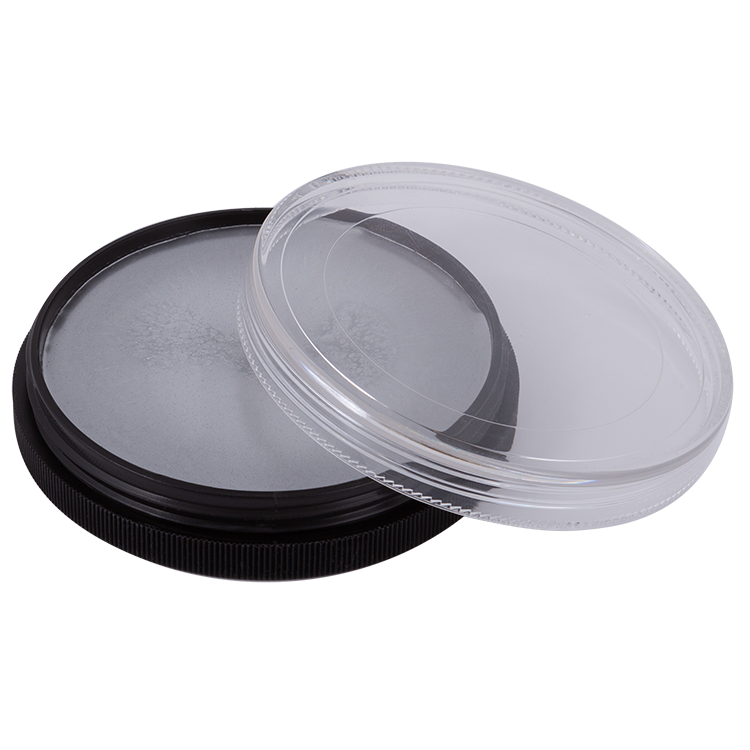 Foundation Greasepaint Silver (102-S)
