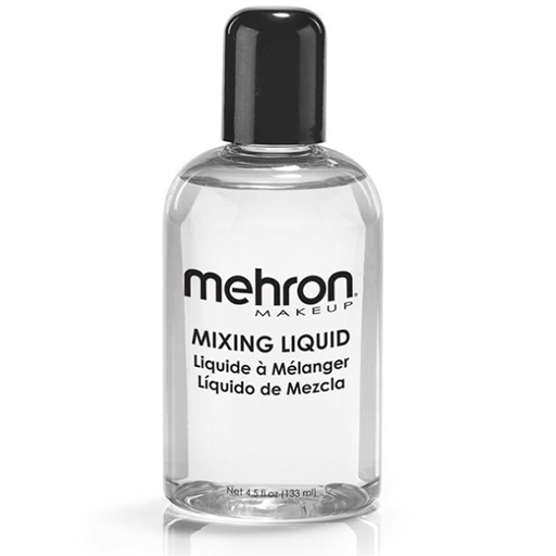 Mehron mixing liquid 4.5 oz