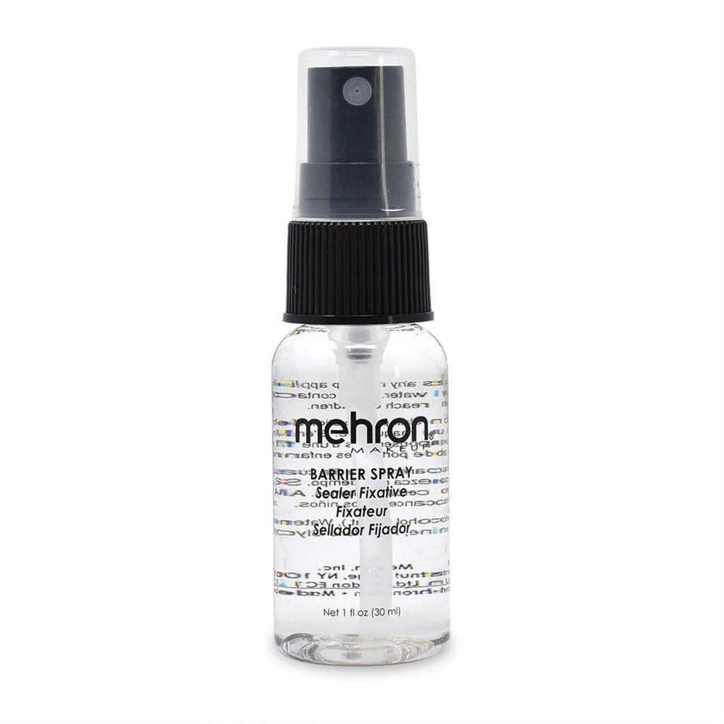 Mehron Barrier spray pump bottle 1 oz 145C